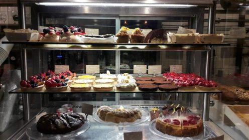 Le Pain Quotidien Cakes