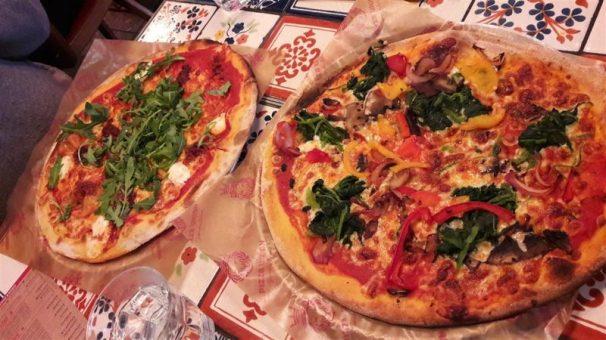 """Pizza Union 12"""" Pizzas"""