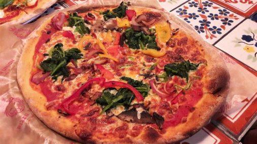 Pizza Union Giardino Pizza