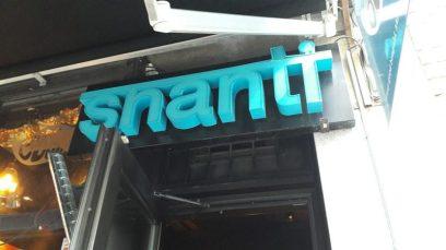 Gossip Shanti Entrance