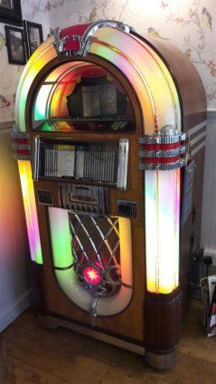 Jeanette's Cakery Jukebox