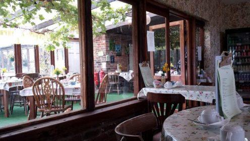 The Old Loom Mill, Tea Room
