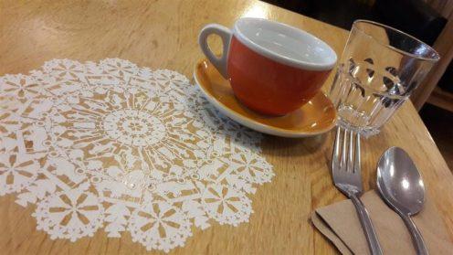 Rosa's Table Setting