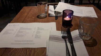 Radici Table Setting