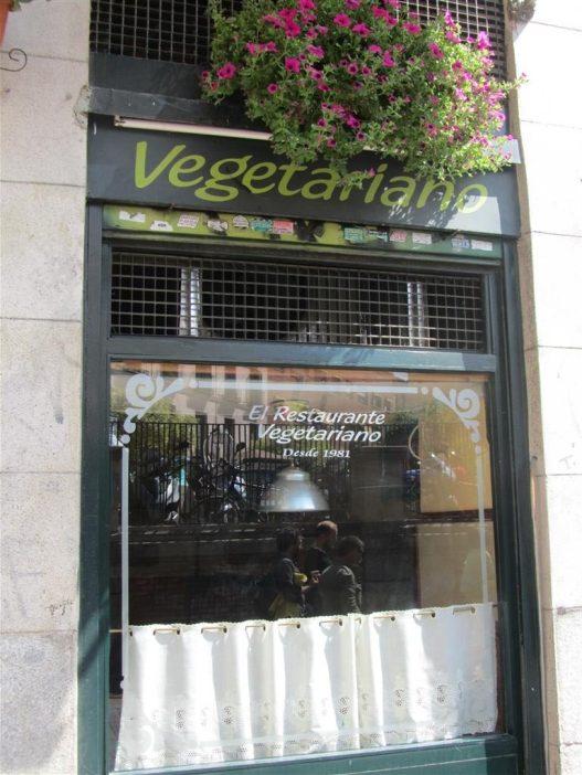 El Restaurante Vegetariano