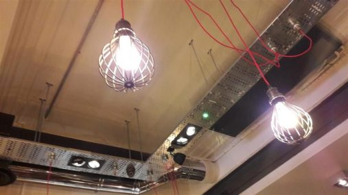 Franco Manca Lighting