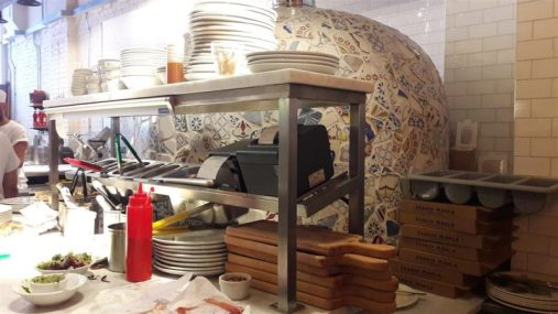 Franco Manca Pizza Oven