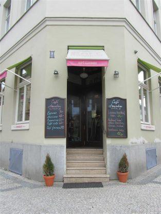 Cafe Amandine