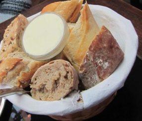 Cafe Amandine Bread