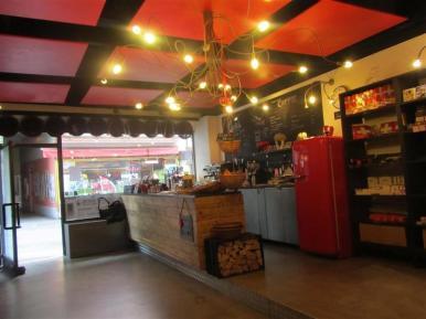 Funky Chocolate Club Interior