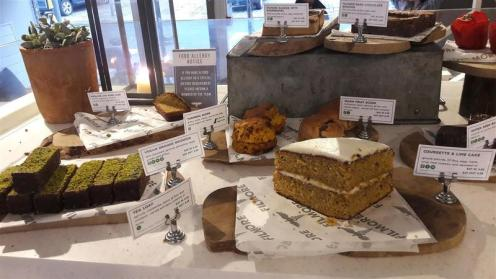 Filmore & Union Cakes