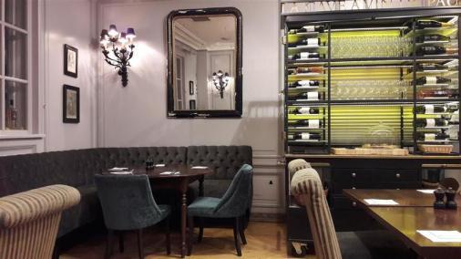 Le Restaurant de Paul Interior