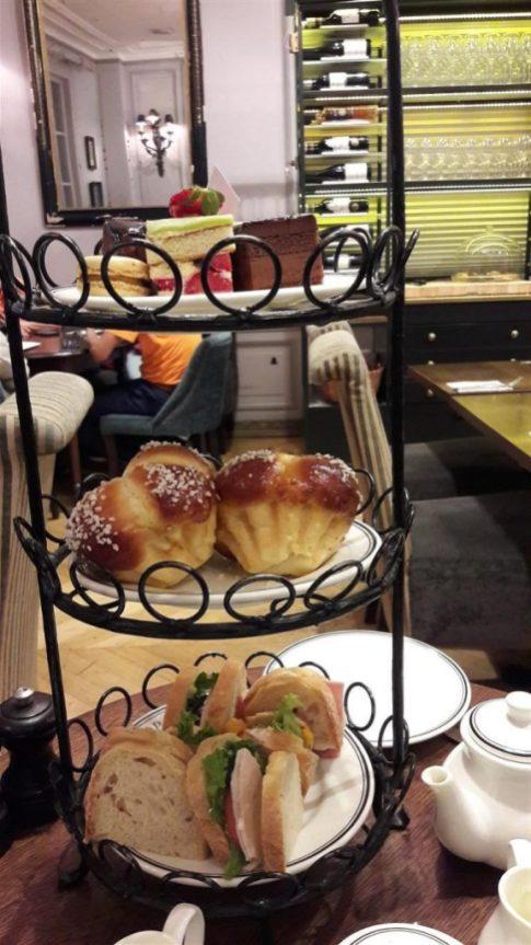 Le Restaurant de Paul Afternoon Tea