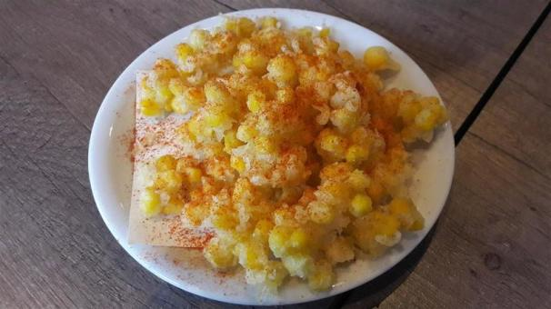 Gilly's Fry Bar Sweetcorn Scraps