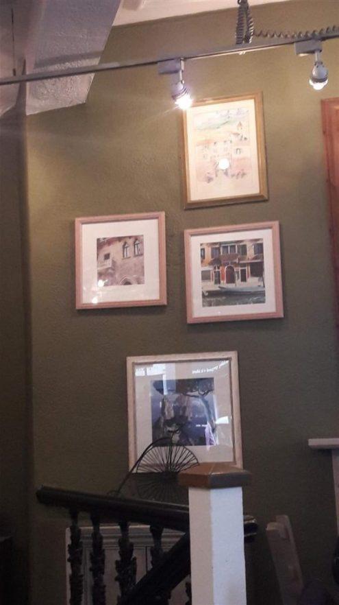 Spaghetti House Interior