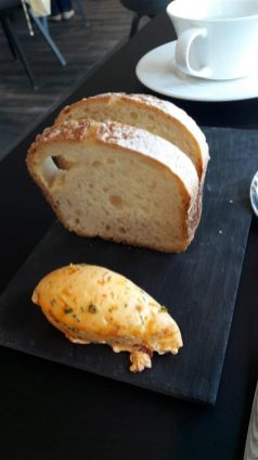 Pier Eight Sourdough Bread and Tomato Butter