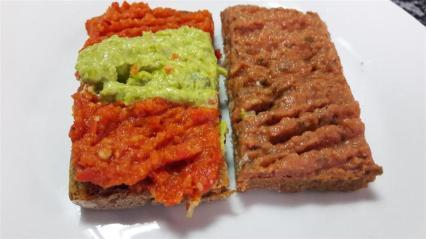 Trzesniewski Sandwiches