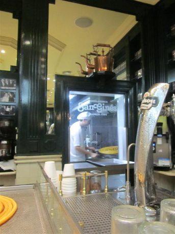 Chocolateria San Gines Interior