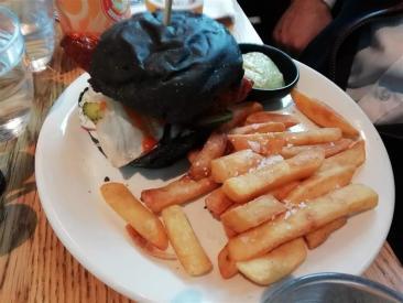Mildreds Chick'n Burger