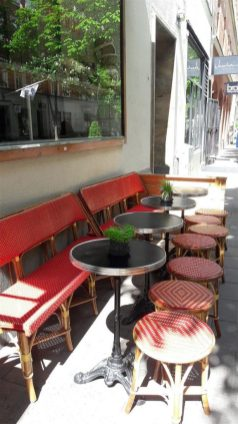 Petrus Outdoor Seating