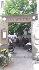 Vete-Katten Courtyard
