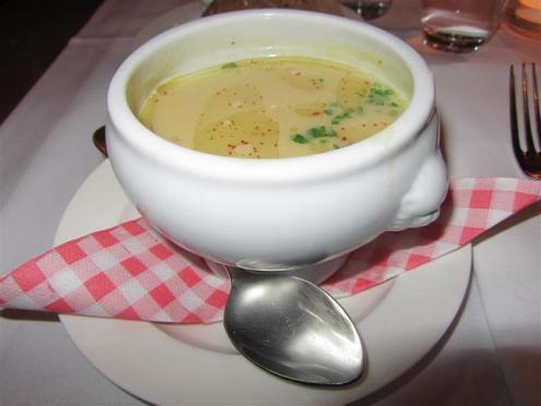 Van Speyk Soup