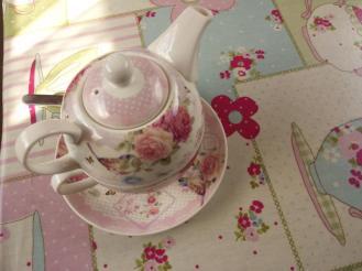 Safari Narrowboat Tearoom Tea