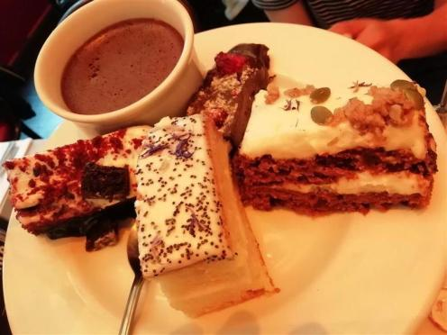 Cafe Rouge Cakes