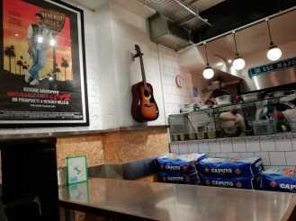 Pizza Pilgrims Interior