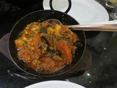 Jinnah Karahi Vegetable