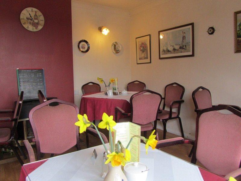 Bliss Lane Tea Room Interior 3