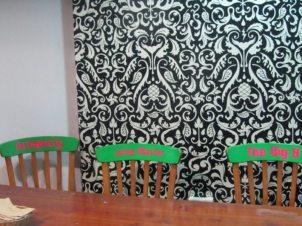 Bombay Burrito Interior 3