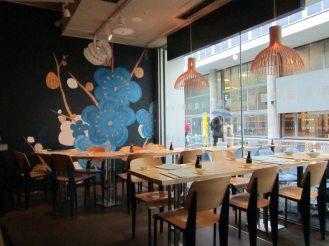 Feng Sushi Interior