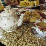 Hayloft Restaurant Tea and Scones