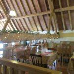 Hayloft Restaurant Interior