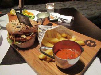 Hiltl Burger