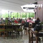 Serpentine Bar and Kitchen interior