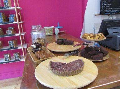 Jaz & Jul's Cake Display