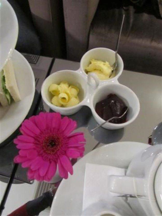 Mercure Brasserie Clotted Cream and Jam