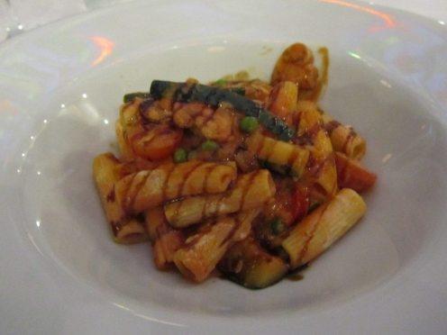 Rigatoni Vegetariana