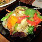 Yo Yo Stir Fried Vegetable Medley