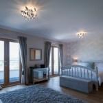 Soft furnishing throughout