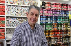 Button shop proprietor