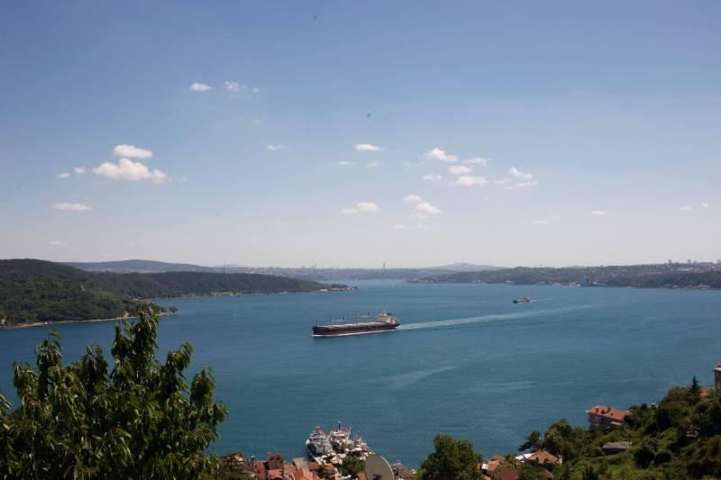 Aussicht auf Istanbul von Saryier