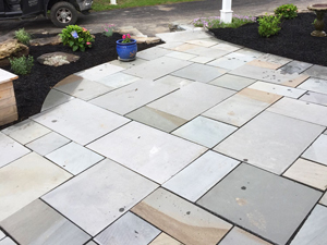 Hardscaping landscaping services