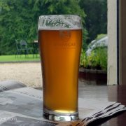 Kinnegar Beer at Rathmullan House