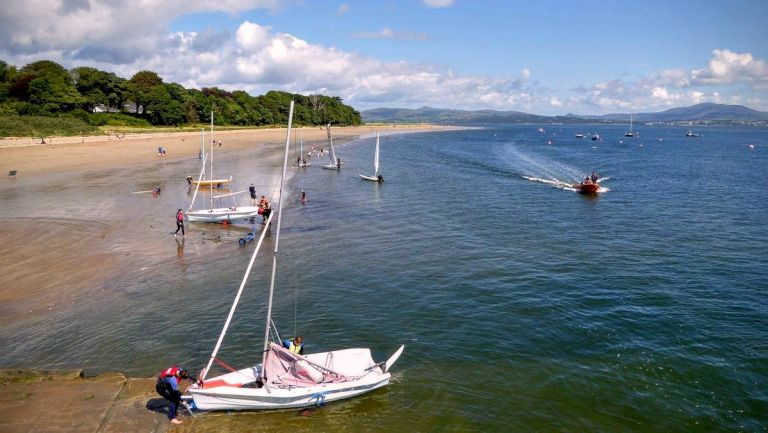 Rathmullan Sailing School 2016
