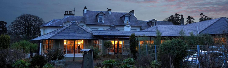 Twilight at Rathmullan House Donegal