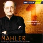 ノリントン指揮/マーラー:交響曲第1番/シュトゥットゥガルト放送交響楽団