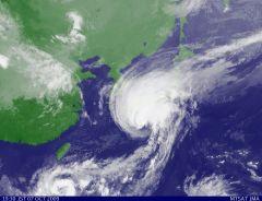 気象衛星200910071930-00(気象庁)